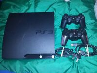 Sony Playstation 3 Slim (PS3) 320GB w/ 32 Games