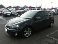 AUTOMATIC !!! 2010 10 VOLKSWAGEN GOLF 2.0 GTI DSG 5D AUTO 210 BHP **** GUARANTEED FINANCE ****