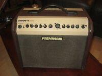 fishman loudbox mini .as new