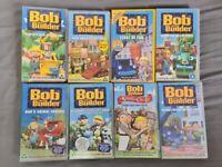 Bob The Builder VHS Bundle RARE