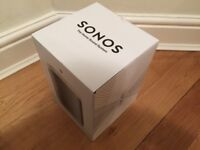 Sonos Play 1 one wireless speaker, brand new, never opened, unwanted gift