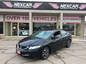 2013 Honda Civic EX AUTO* SUNROOF BACK UP CAMERA 57K