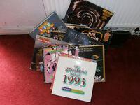 Double Vinyl Albums