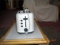 White Breville Toaster in good condition