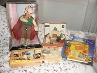 7 Wallace and Gromit Collectables