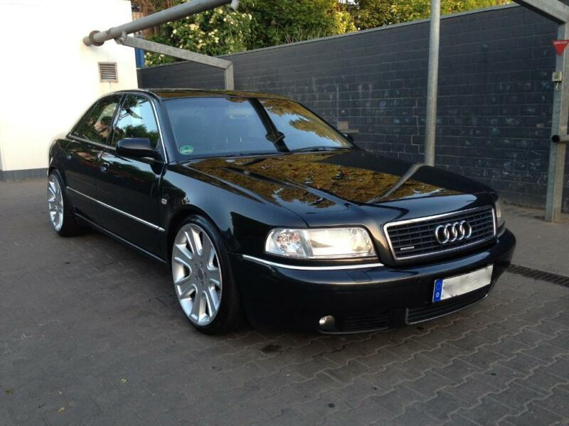 audi a8 4 2l quattro in berlin weissensee audi a8. Black Bedroom Furniture Sets. Home Design Ideas