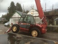 Manitou 1337 sl turbo