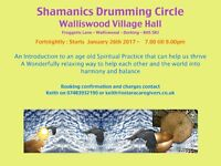 Shamanic Drumming Circle - Starts 26th January