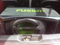 Fusion EN-AW1121 1000w subwoofer