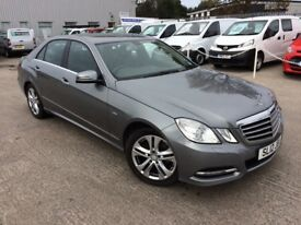 2012 Mercedes E220d Executive SE - TOP SPEC - Full Mercedes Benz Service History.