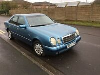 Mercedes E240 automatic one owner from new
