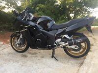 Standard 2007 Honda CBR1100XX-6 Super Blackbird - Only 24k miles - Suffolk IP22