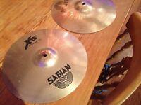 Sabian XS20 Medium 14'' Hi Hats
