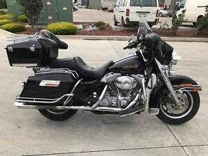 HARLEY DAVIDSON ELECTRA 6/1999 MODEL 78278KMS  CLEAR PROJECT OFFR Campbellfield Hume Area Preview
