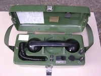 Pye PT405 Field Telephone