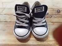 Converse All Star infant size 23