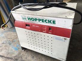 Hoppecke Forklift Battery Charger, Model: E230 G48/90B