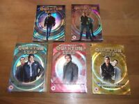 Quantum Leap DVD Box Sets Season 1 - 5 (137#)