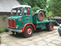 1965 AEC Mercury classic lorry
