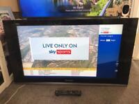 """37"""" hd Panasonic tv full working condition"""