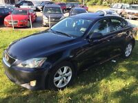 ***LIQUIDATION DE NOEL***2007 Lexus IS 250