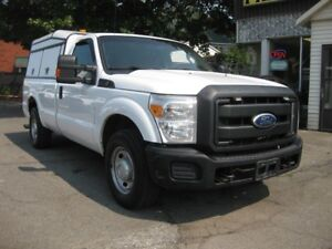 2011 Ford F-250 XLT Super Duty Reg Cab AC Body-coloured cap