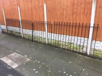 Galvanised Gates & Railings 19-20 Ft Metal Driveway Gates & Fencing Can Deliver
