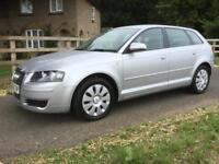Audi A3 1.6 only 66000 miles, full service history 2 previous keepers
