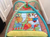 Mothercare play mat/gym excellent condition
