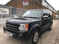 LAND ROVER DISCOVERY 3 , AUTOMATIC