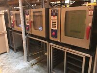 Rational Combi Oven - SCC61 Models ( Finance & Lease options available ) FREE UK Delivery
