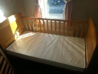 winnie the pooh cot bed