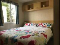 8 berth caravan for holiday rental Skegness southview holiday park