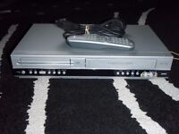 phillips dvd player /video recorder