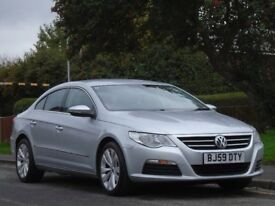 Volkswagen CC 2.0 TDI CR 4dr,2 OWNERS,LOVELY CAR,MINT CON