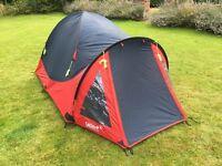 Gelert rocky 2 man tent