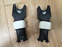 Car Seat adaptors for the Bugaboo Cameleon Pushchair and Maxi-cosi car seat. Collect Totton