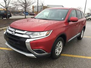 2016 Mitsubishi Outlander ES|AWD|4Cyl|Heated Seats|Power Group|B