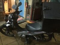 Honda motorcycle sell