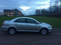 2004 TOYOTA AVENSIS 2.0 D-4D / MAY PX OR SWAP