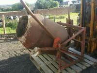 Tractor pto driven cement mixer manual empty