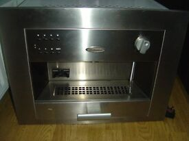 hotpoint inbuilt bean to cup coffee machine FOR SPARES OR REPAIR HCM60