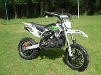 Mini Dirt Bike 50 cc.