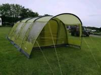 Vango Langley 600XL 2017 Tent Package