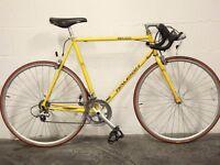 Vintage Men's & Ladies PEUGEOT & RALEIGH Racing Road Bikes - 80s 90s Restored Classics - New Parts