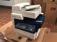 XEROX ColorQube 8700 Used printer