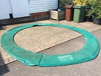 12ft TP trampoline