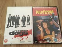 Quentin Tarantino bundle DVD