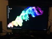 AOC Agon 27 inch 144 Hz 2560 x 1440 LED Gaming Monitor 144hz freesync