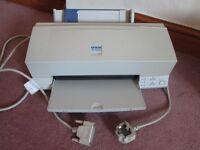 Epson Stylus Color 640 Printer